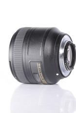 Nikon Nikon 85mm f/1.8 G Lens SN: 356783 *