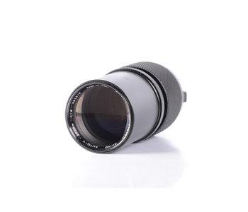 Olympus 200mm f/4 Lens *