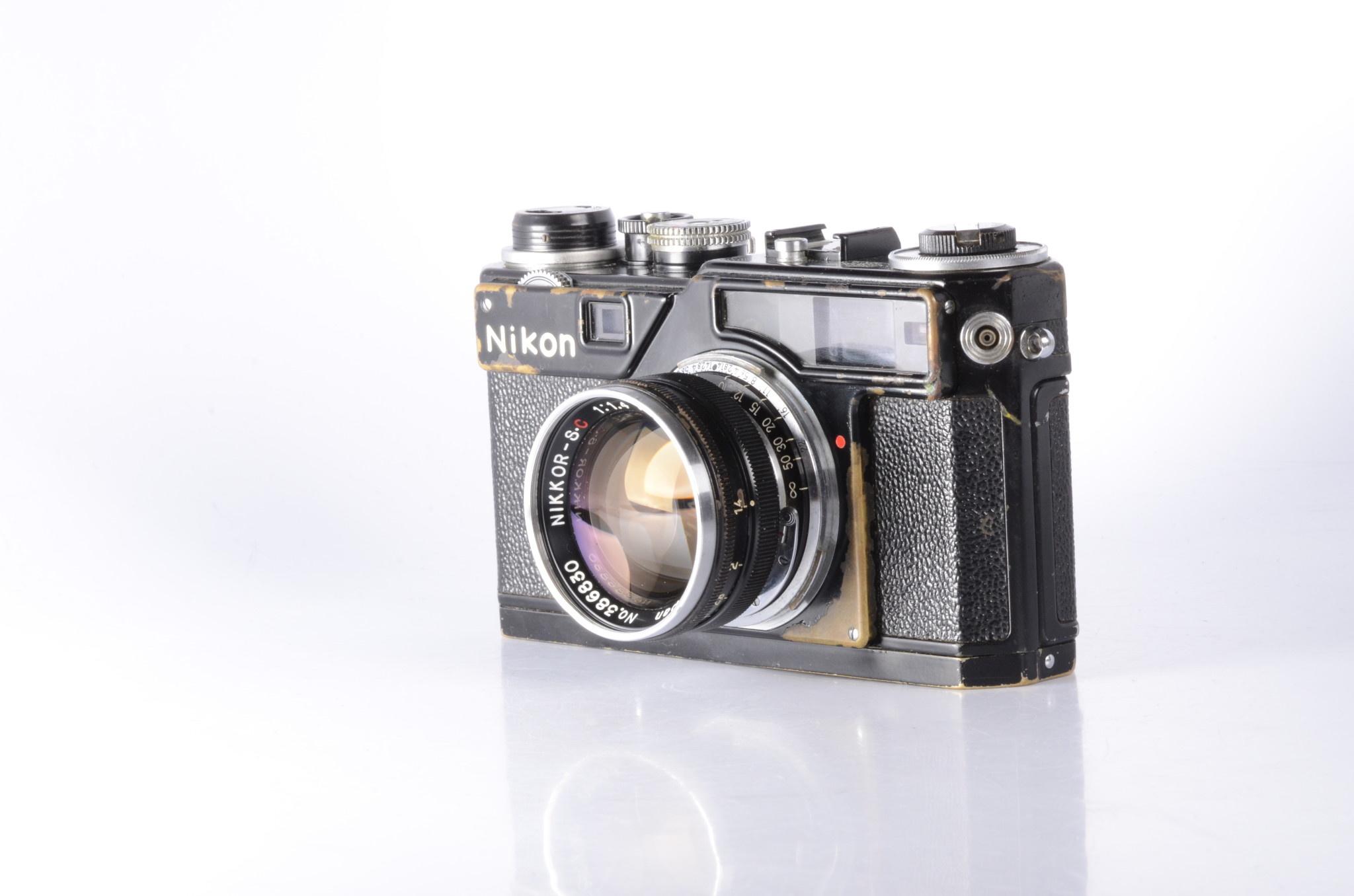 Nikon Nikon SP w/ 5cm f/1.4 SN: 6202536 *