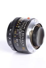 Leica Leica SUMMICRON-M 35mm f/2 Aspherical Lens - Black #11879 *