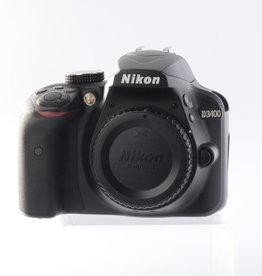 Nikon Nikon D3400 DSLR Camera Body *