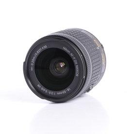 Nikon Nikon 18-55mm f/3.5-5.6 VR AF-P Lens *