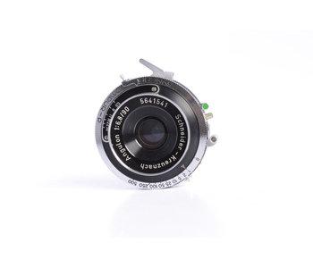 Schneider Angulon 90mm f/6.8 Lens *
