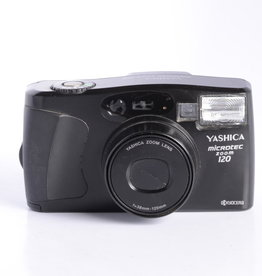 Yashica Yashica Microtec Zoom 120 | 35mm Point and Shoot Camera *