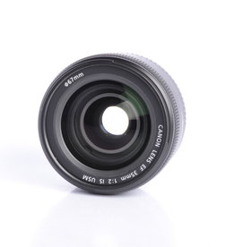 Canon Canon 35mm f/2 EF IS USM Lens *
