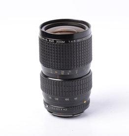 Pentax Pentax 80-150mm F/4.5 Zoom lens for 645