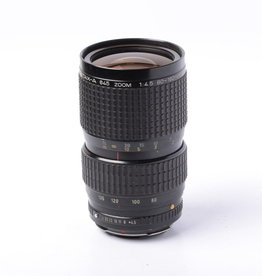 Pentax Pentax 80-160mm F/4.5 Zoom lens for 645