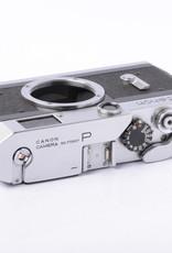 Canon P Rangefinder Camera SN: 772627