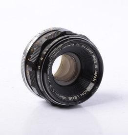 Canon Canon 35mm f/2 LTM SN: 20814