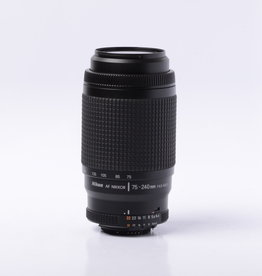 Nikon Nikon Nikkor 75-240mm f/4.5-5.6D Zoom Lens