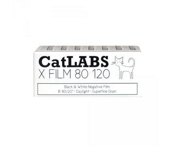 CatLABS X Film 80 ISO 120 Film