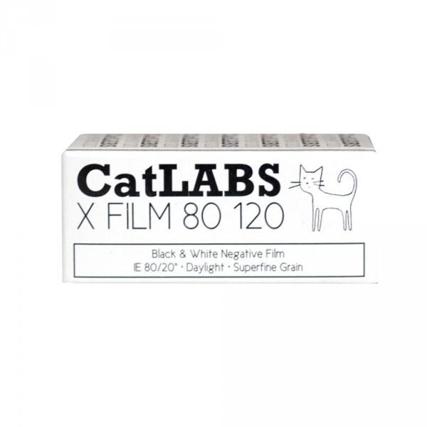 CAatLABS CatLABS X Film 80 ISO 120 Film