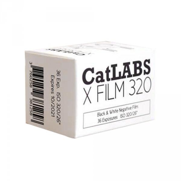 CAatLABS CatLABS X Film 320 ISO 35mm Film