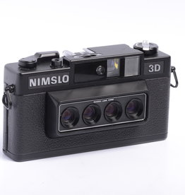 Nimslo Nimslo 3D 35mm Camera