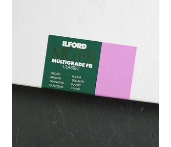 Ilford 8x10x25 FB Glossy