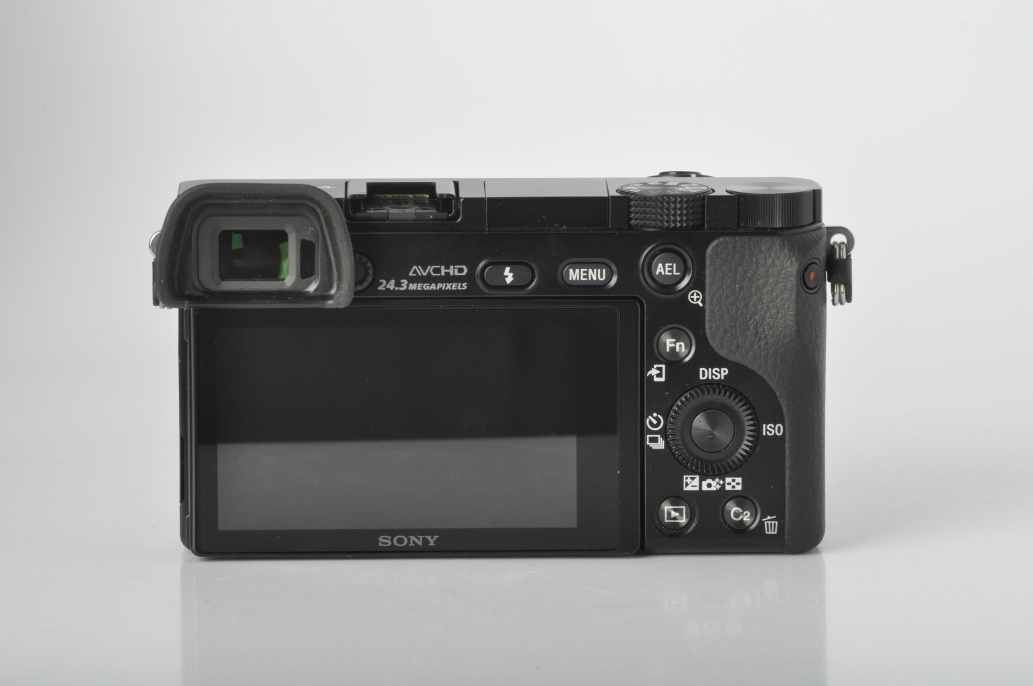 Sony Sony A6000 SN: 6675509