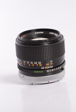 Canon Canon 100mm f/2.8 SSC SN: 105662