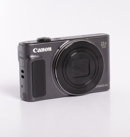 Canon Canon PowerShot SX620 HS Digital Camera Black SN: 512062009148