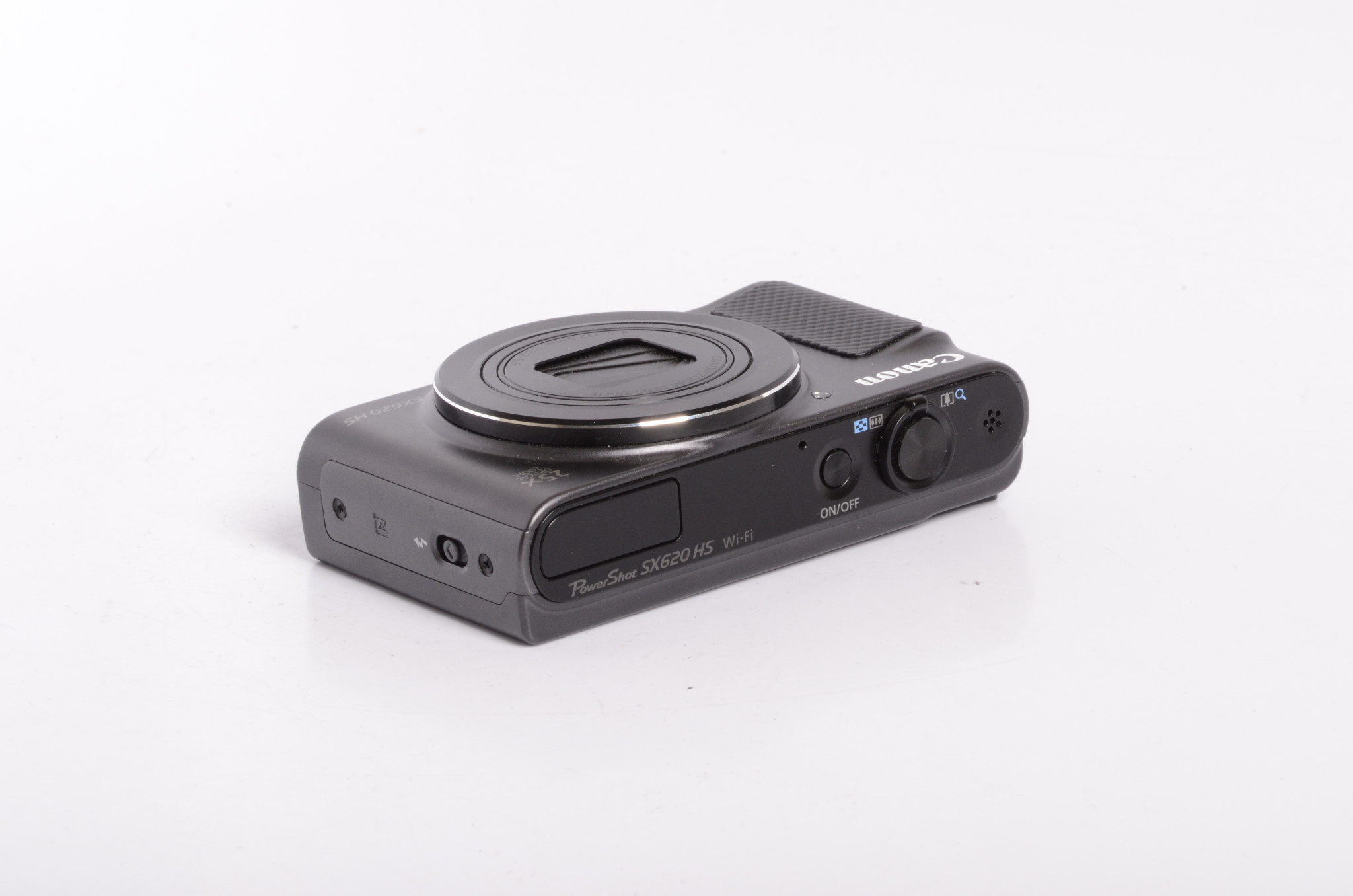 Canon Canon PowerShot SX620 HS Digital Camera Black SN: 512062000270
