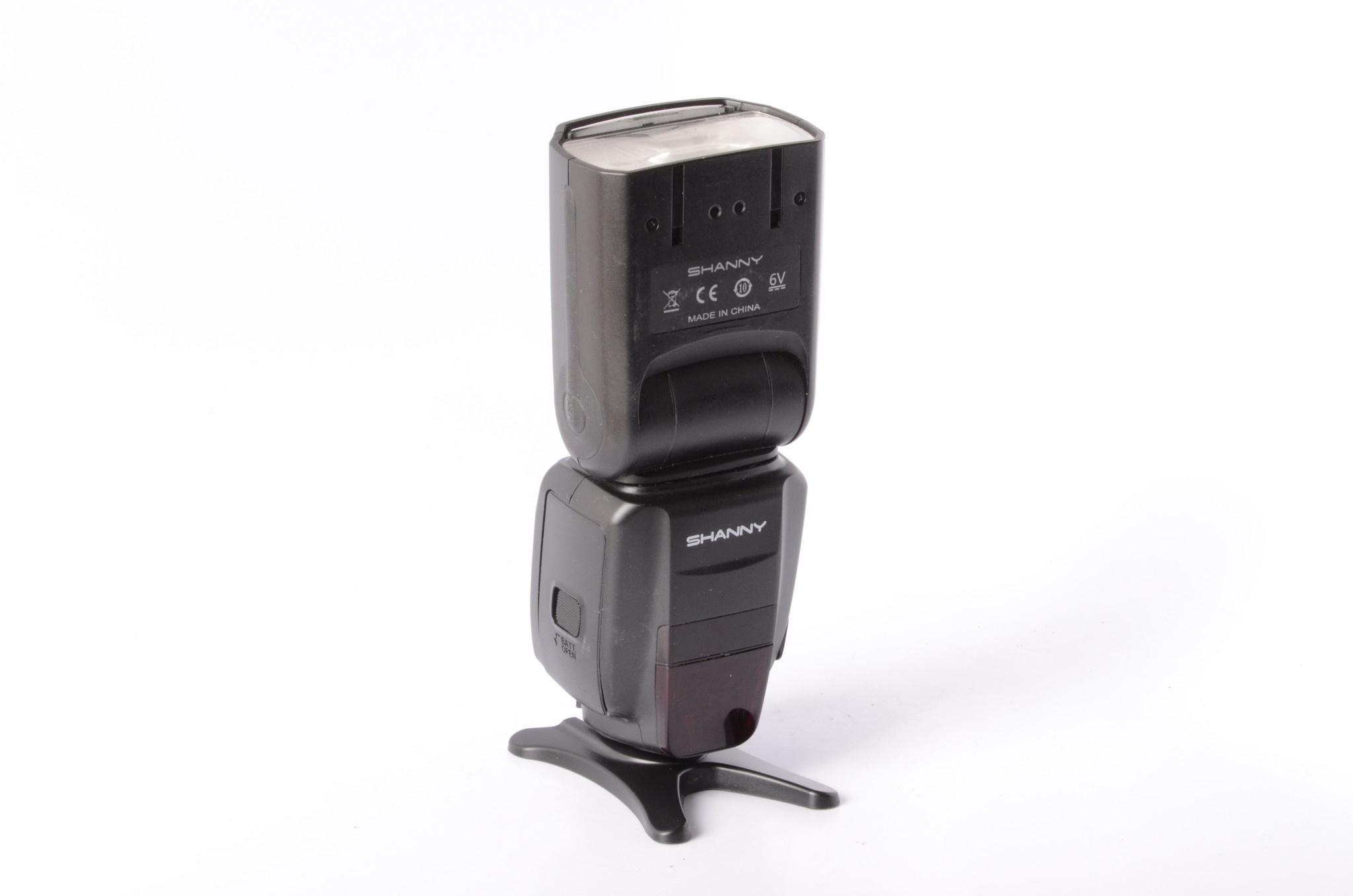 Shanny Shanny 600 Flash Canon SN600SC Speedlight USED