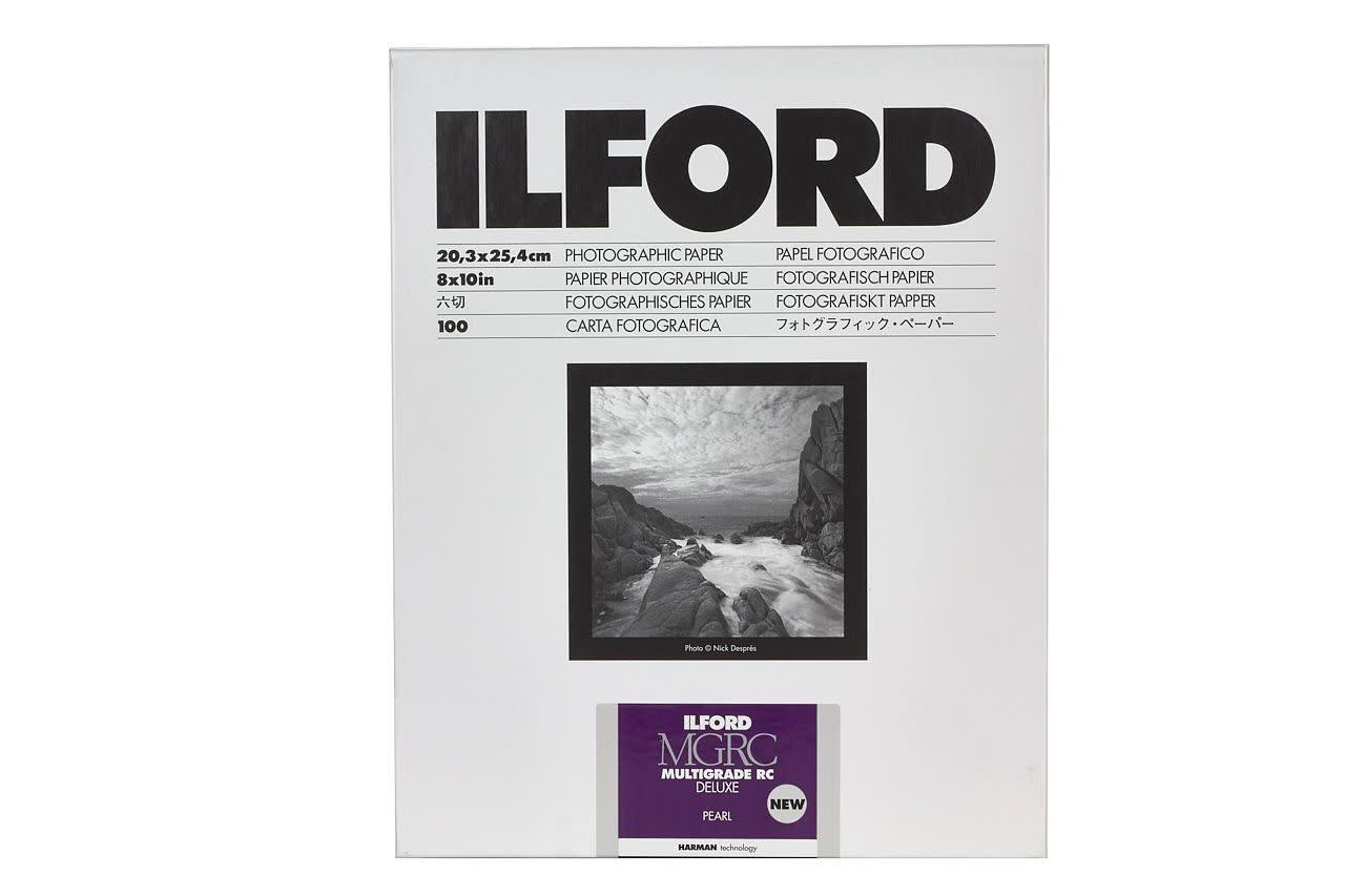 Ilford Ilford 8x10x25 RC Pearl