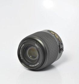 Nikon Nikon 55-200mm f/4-5.6 SN: 6609754
