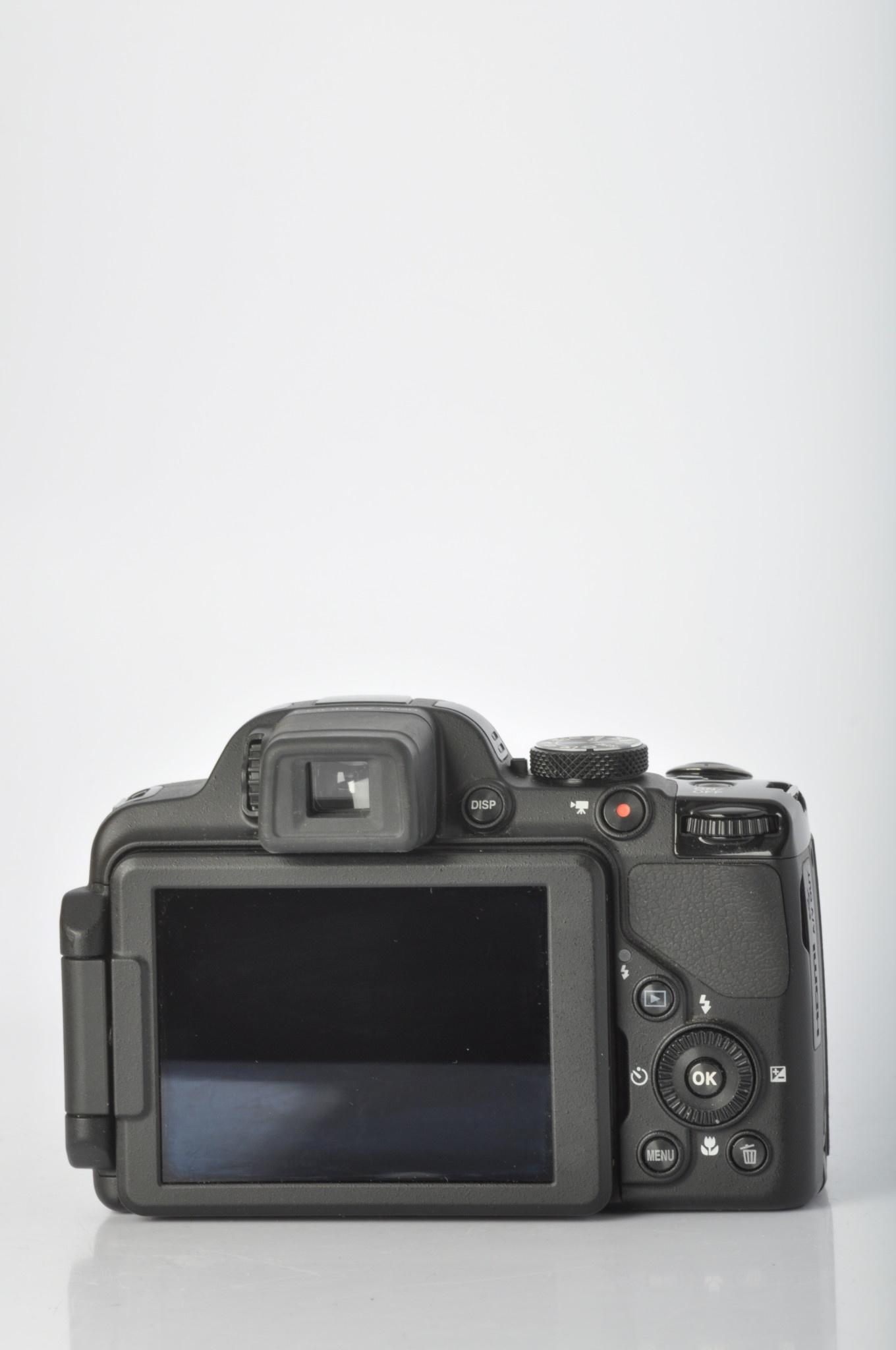 Nikon Nikon P520 SN: 31001566