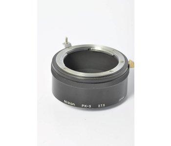 Nikon PK-3 Extension Tube 27.5mm