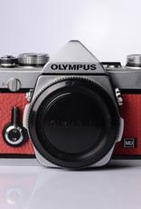 Olympus Olympus OM-1 RED SN: 1348842