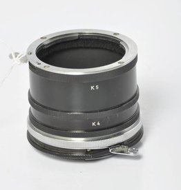 Nikon Nikon K extention ring set