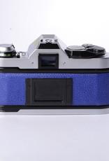 Canon Canon AE-1 Program Blue Green Camera Body *
