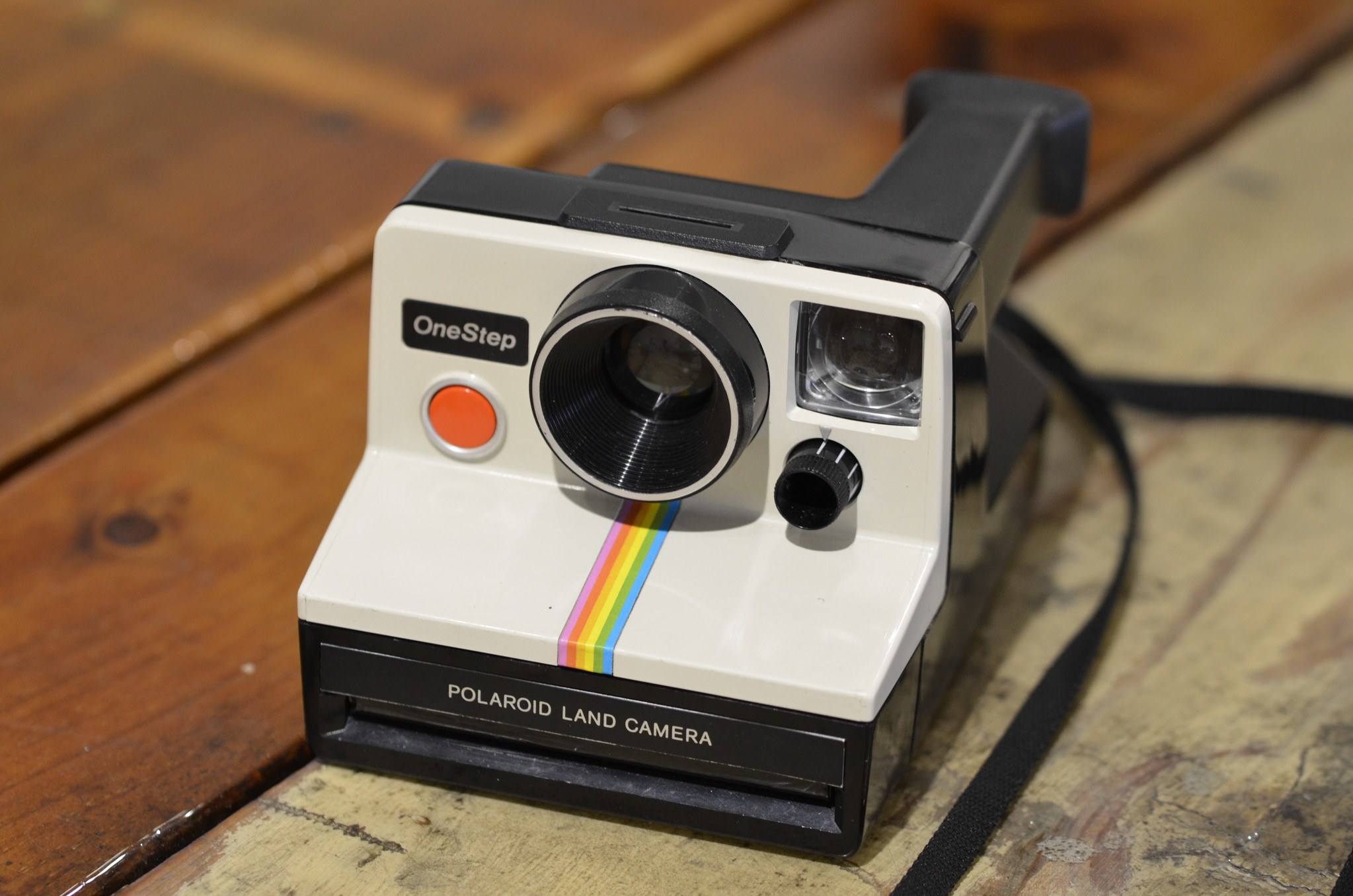 So You Found an Old Polaroid