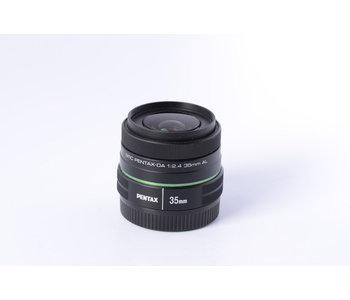 Pentax 35mm f/2.4 SMC DA AL SN: 4307297
