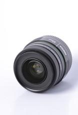 Pentax Pentax 35mm f/2.4 SMC DA AL SN: 4307297