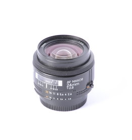 Nikon Nikon 24mm f/2.8 AF