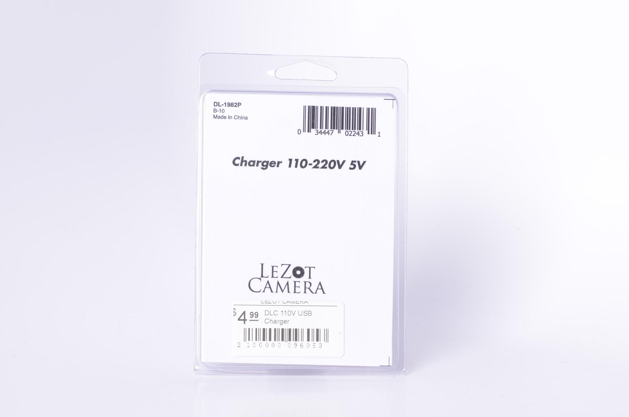 DLC DLC 110V USB Charger