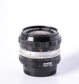 Nikon Nikon 24mm f/2.8 N AI Lens SN: 284921
