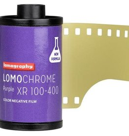 Lomography Lomography LomoChrome Purple XR 100-400 Color Negative 35mm 36exp Film