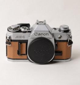 Canon Canon AE-1 Beige Camera Body SN:2194635