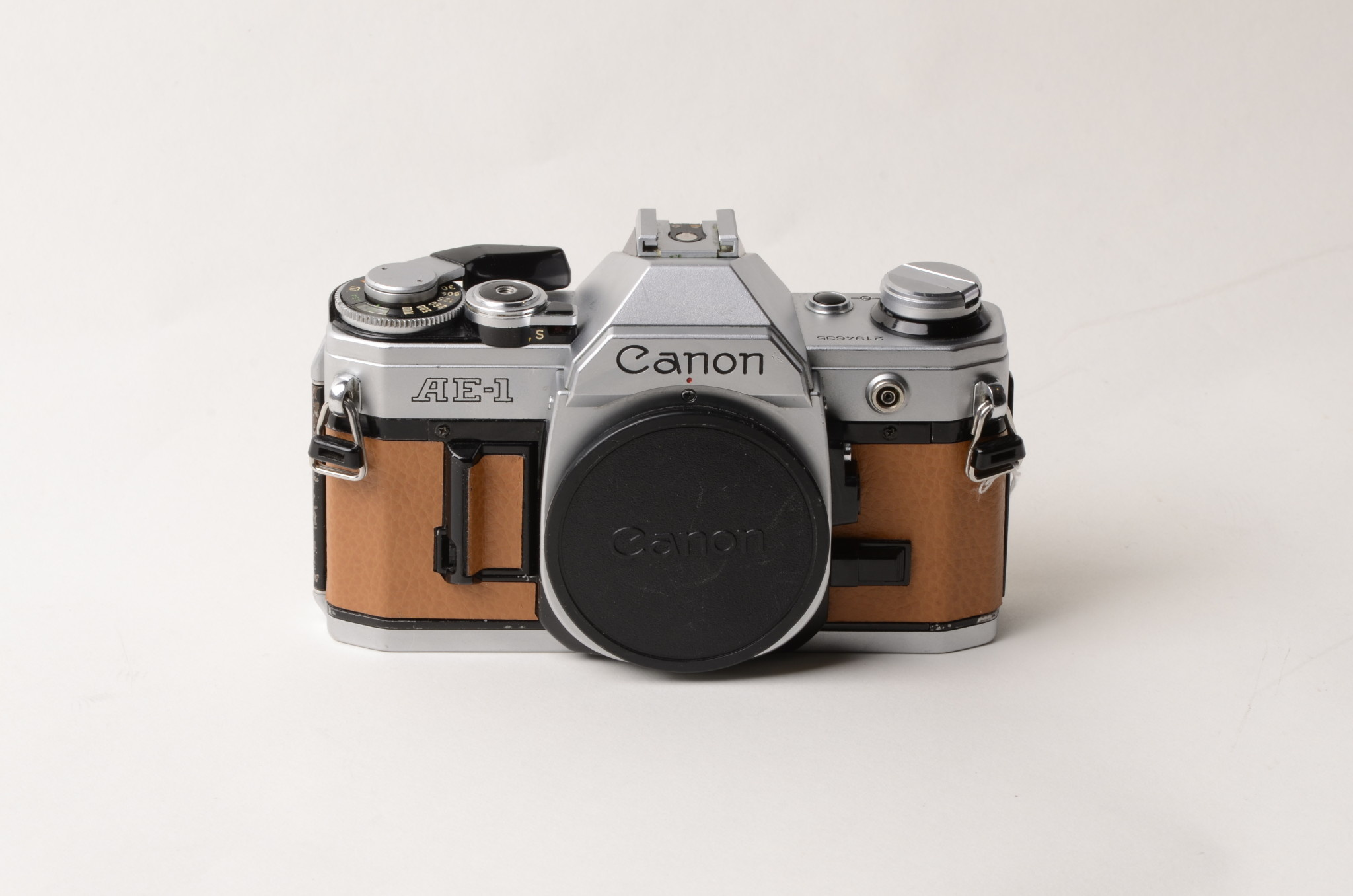 Canon Canon AE-1 Beige Camera Body SN:2194635