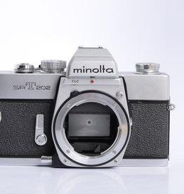 Minolta Minolta SRT202 SRT 202   35mm Camera Body *