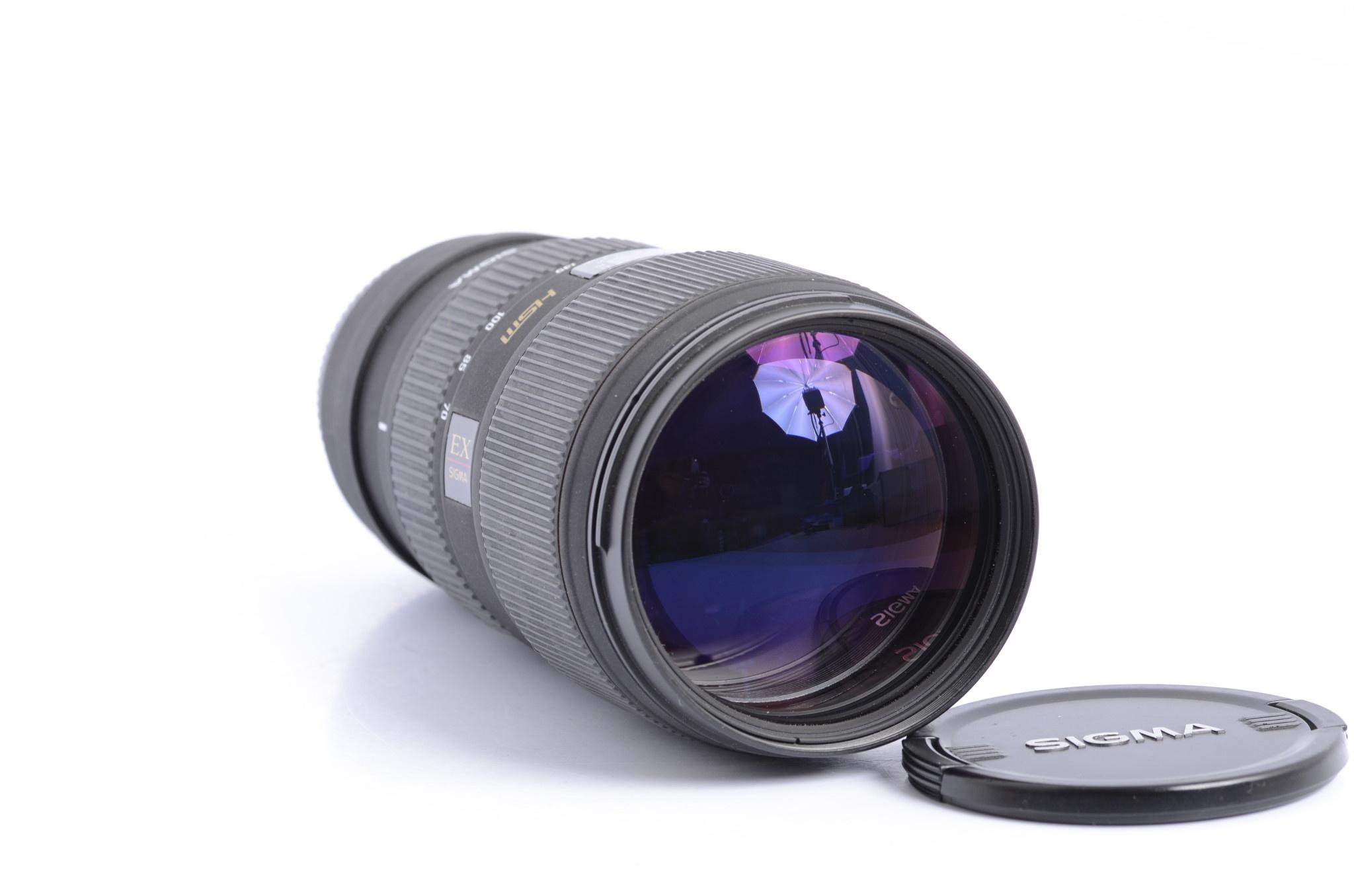Sigma Sigma 70-200mm f/2.8 APO HSM EX for Canon
