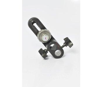 (36) Manfrotto 143BKT Camera Platform for Magic Arm