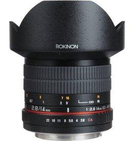 Rokinon Rokinon 14mm f/2.8 IF Sony E