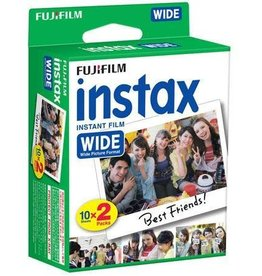 Fujifilm Fuji Instax Wide Instant Color Film
