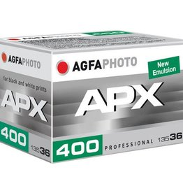 AGFA Agfa APX 400 ASA Professional 135-36 Black and White *