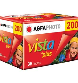 AGFA Agfa Vista Plus 200 ASA Color Film *