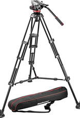 Manfrotto Manfrotto Video Tripod 546 with MVH502A Head