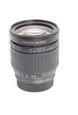 Pentax Pentax 28-200mm F/3.8-5.6 SMC FA IF AL Black K Mount Autofocus Lens {72}