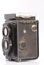 Rollei Rolleiflex Standard Testar 7.5mm f/3.8  7.5cm SN: 229305  with Case